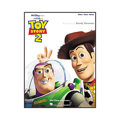 Hal Leonard Toy Story 2 Piano, Vocal, Guitar Songbook