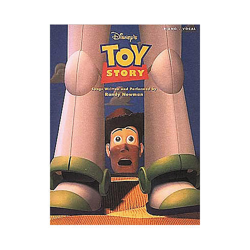 Hal Leonard Toy Story Piano/Vocal/Guitar Songbook