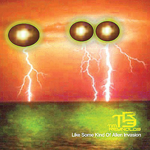 Alliance Tr3 Featuring Tim Re - Like Some Kind of Alien Invasion
