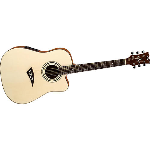 Dean Tradition Cutaway Acoustic-Electric Guitar