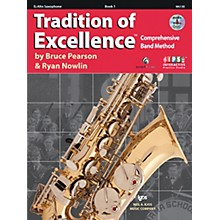 KJOS Tradition Of Excellence Book 1 for Alto Sax
