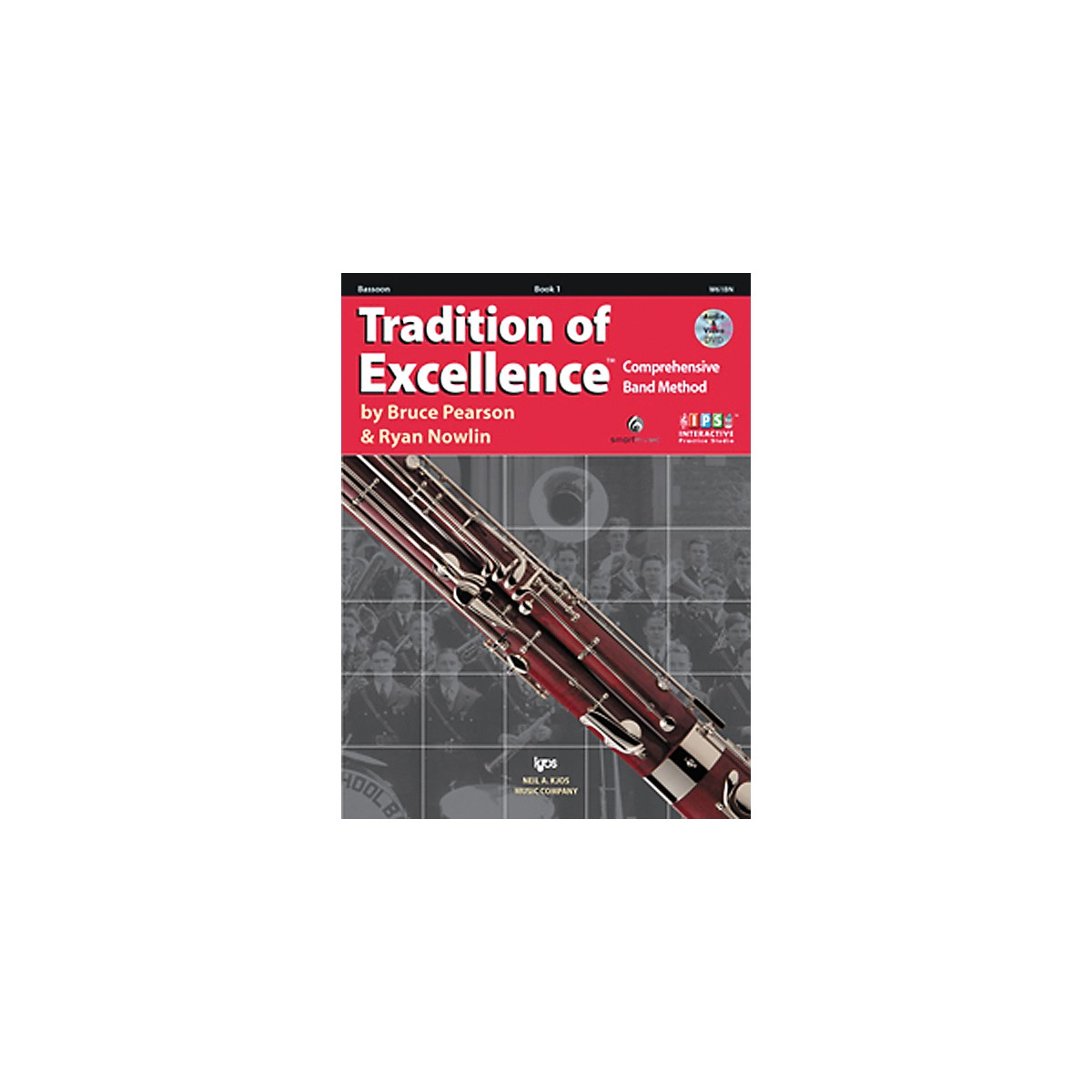 KJOS Tradition Of Excellence Book 1 for Bassoon