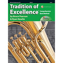 KJOS Tradition of Excellence Book 3 Baritone/euphonium BC