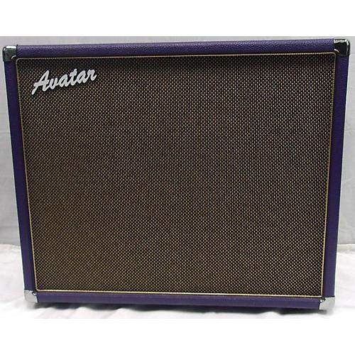 used avatar traditional 112 guitar cabinet guitar center. Black Bedroom Furniture Sets. Home Design Ideas