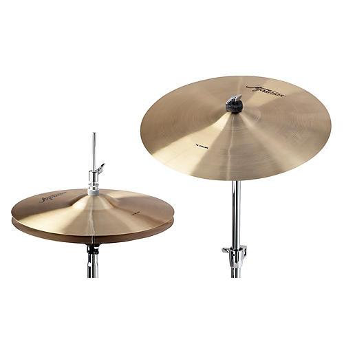 Agazarian Traditional Cymbal Prepack