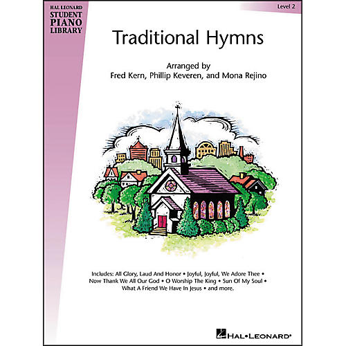 Hal Leonard Traditional Hymns Level 2 Hal Leonard Student Piano Library