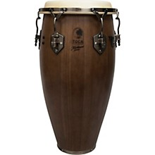 Traditional Series Wood Congas 12.50 in. Dark Walnut
