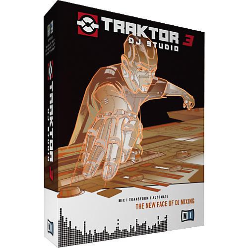 Native Instruments Traktor 3 Education Edition