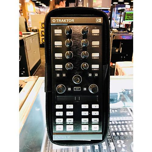 Native Instruments Traktor Kontrol X1 MIDI Controller