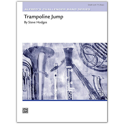 Alfred Trampoline Jump 1.5 (Easy)