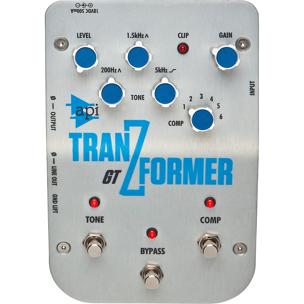 API TranZformer GT Guitar Effects Pedal