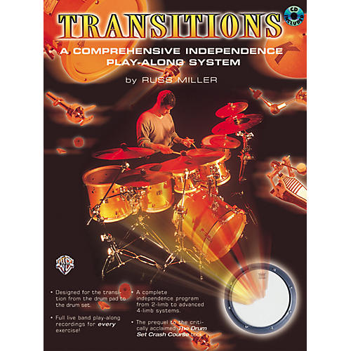 Alfred Transitions (Book/CD)
