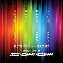 Super Sensitive Transitions Electric Violin Strings A String