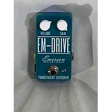 Emerson Transparent Overdrive Effect Pedal