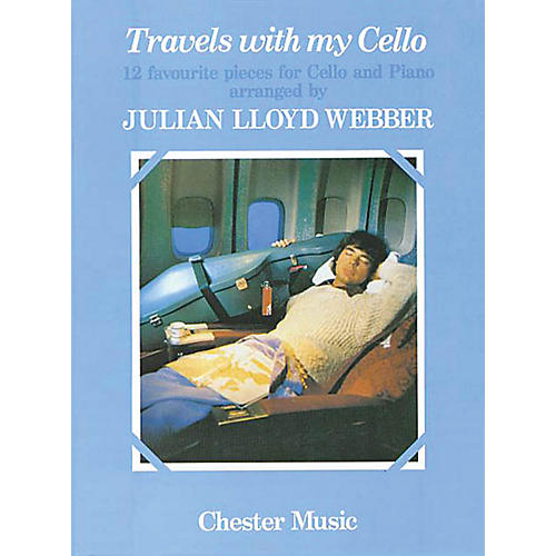 Chester Music Travels with My Cello Music Sales America Series