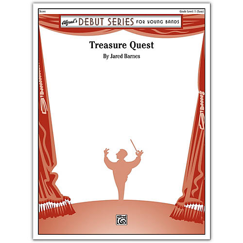 Alfred Treasure Quest Conductor Score 1 (Very Easy)