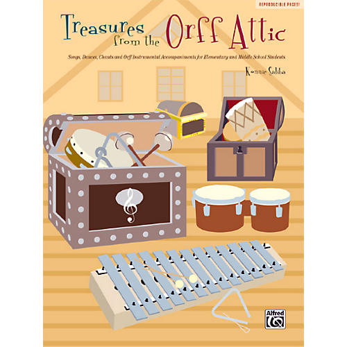 Alfred Treasures from the Orff Attic Book