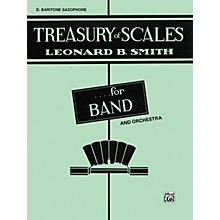Alfred Treasury of Scales for Band and Orchestra Bassoon