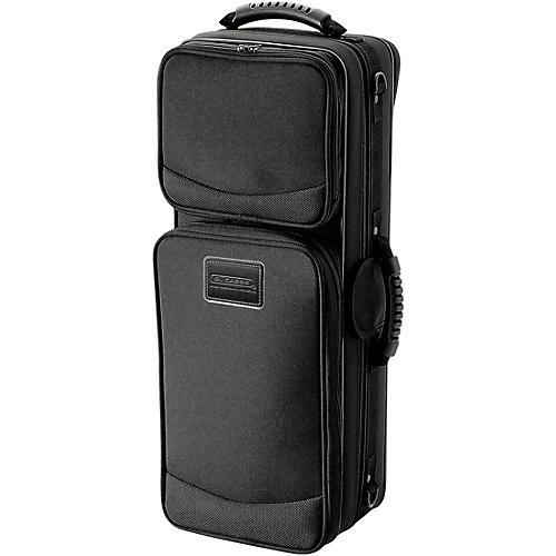 GL Cases Trekking Black Soprano Saxophone Case