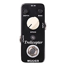Mooer Trelicopter Tremolo Guitar Effects Pedal