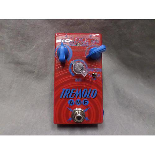 Cusack Tremolo Ame Effect Pedal