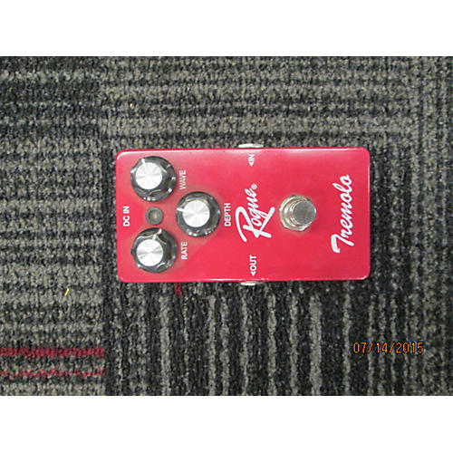 In Store Used Tremolo Effect Pedal