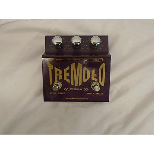 Dunlop Tremolo Effect Pedal