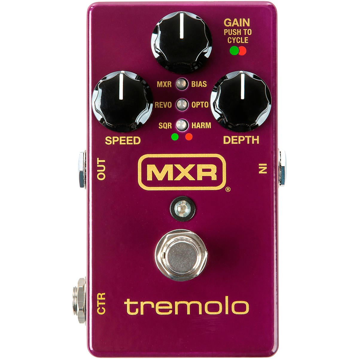 MXR Tremolo Effects Pedal