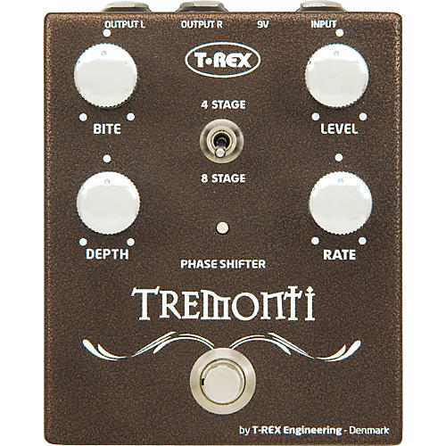 T-Rex Engineering Tremonti Phaser Guitar Effects Pedal