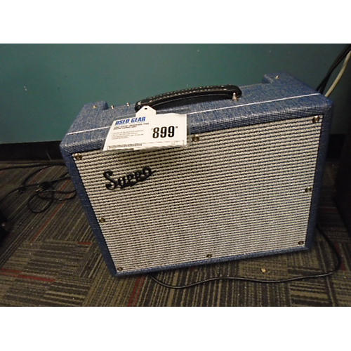 used supro tremoverb tube guitar combo amp guitar center. Black Bedroom Furniture Sets. Home Design Ideas