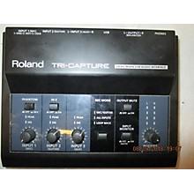 Roland Tri-capture Audio Interface