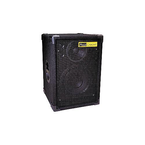 AccuGroove Tri110L Bass Cabinet