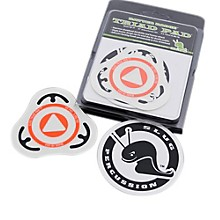 Slug Percussion Triad Pad Batter Badge