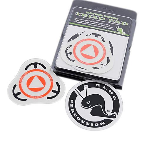Slug Percussion Triad Pad Batter Badge