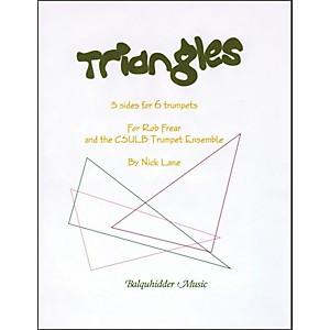Carl Fischer Triangles Book by Carl Fischer