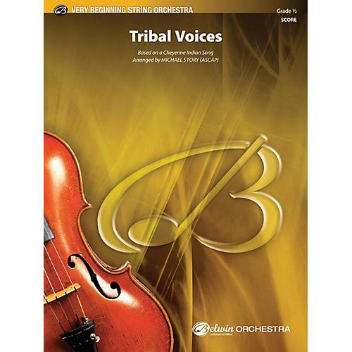Alfred Tribal Voices String Orchestra Grade 0.5