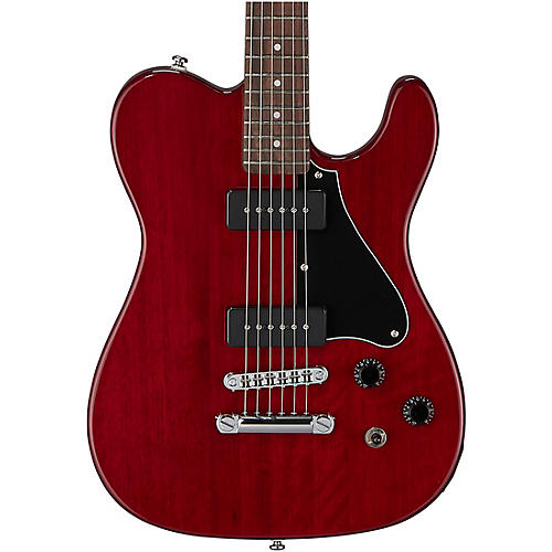G&L Tribute ASAT Junior II Electric Guitar Brazilian Cherry Fingerboard