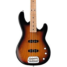 Tribute JB2 4-String Electric Bass 3-Color Sunburst Maple Fretboard