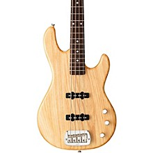 Tribute JB2 4-String Electric Bass Level 2 Gloss Natural,  Rosewood Fretboard 194744123061