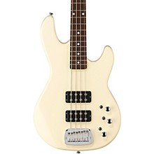 Tribute L-2000 Electric Bass Brazilian Cherry Fingerboard Olympic White