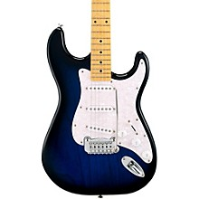 Tribute Legacy Electric Guitar Blue Burst Maple Fretboard