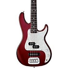Tribute SB2 Electric Bass Guitar Bordeaux Red Rosewood Fretboard
