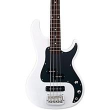 G&L Tribute SB2 Electric Bass Guitar Level 1 Gloss White Rosewood Fretboard