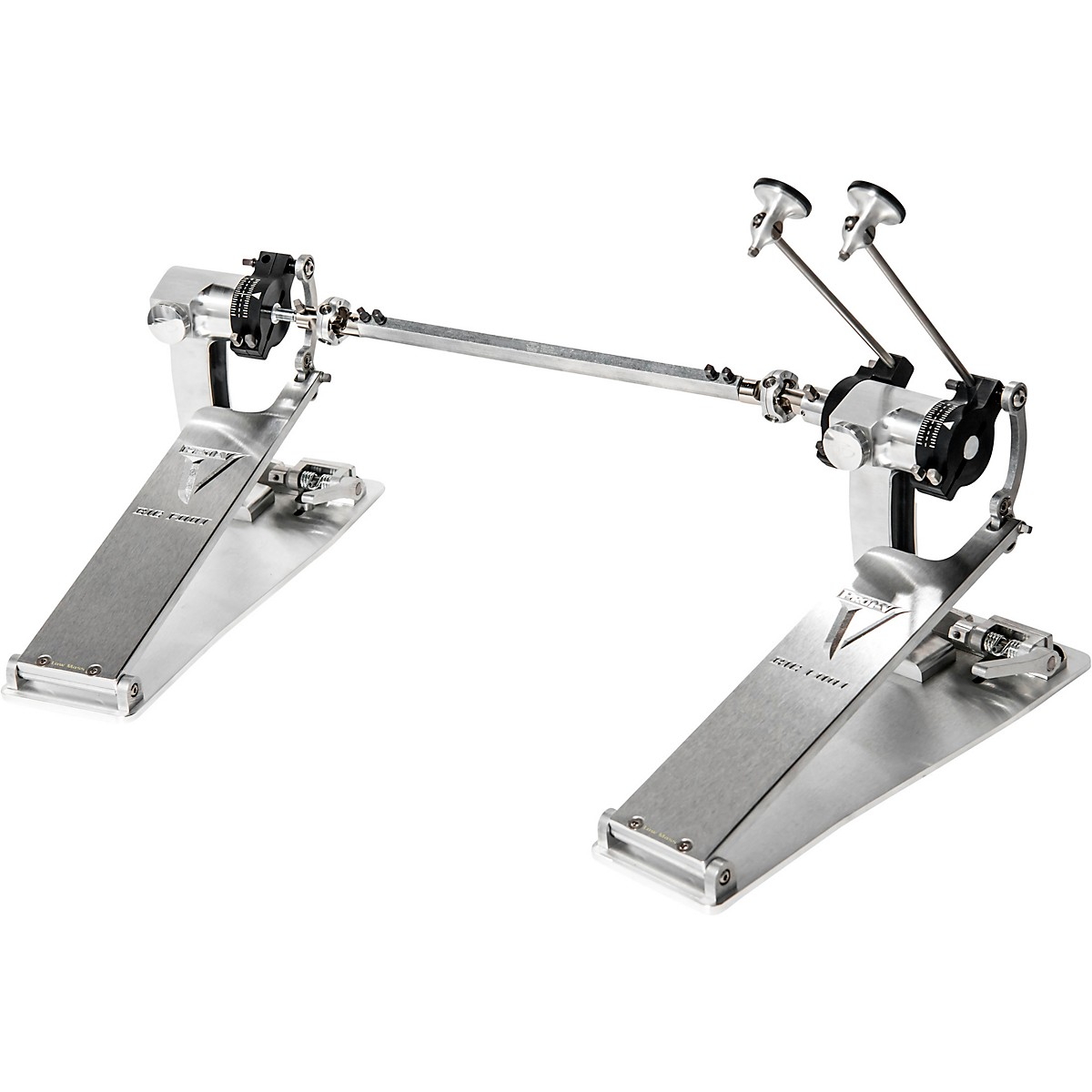 Trick Trick Drums Pro1-V BigFoot Low Mass Direct Drive Double Bass Drum Pedal