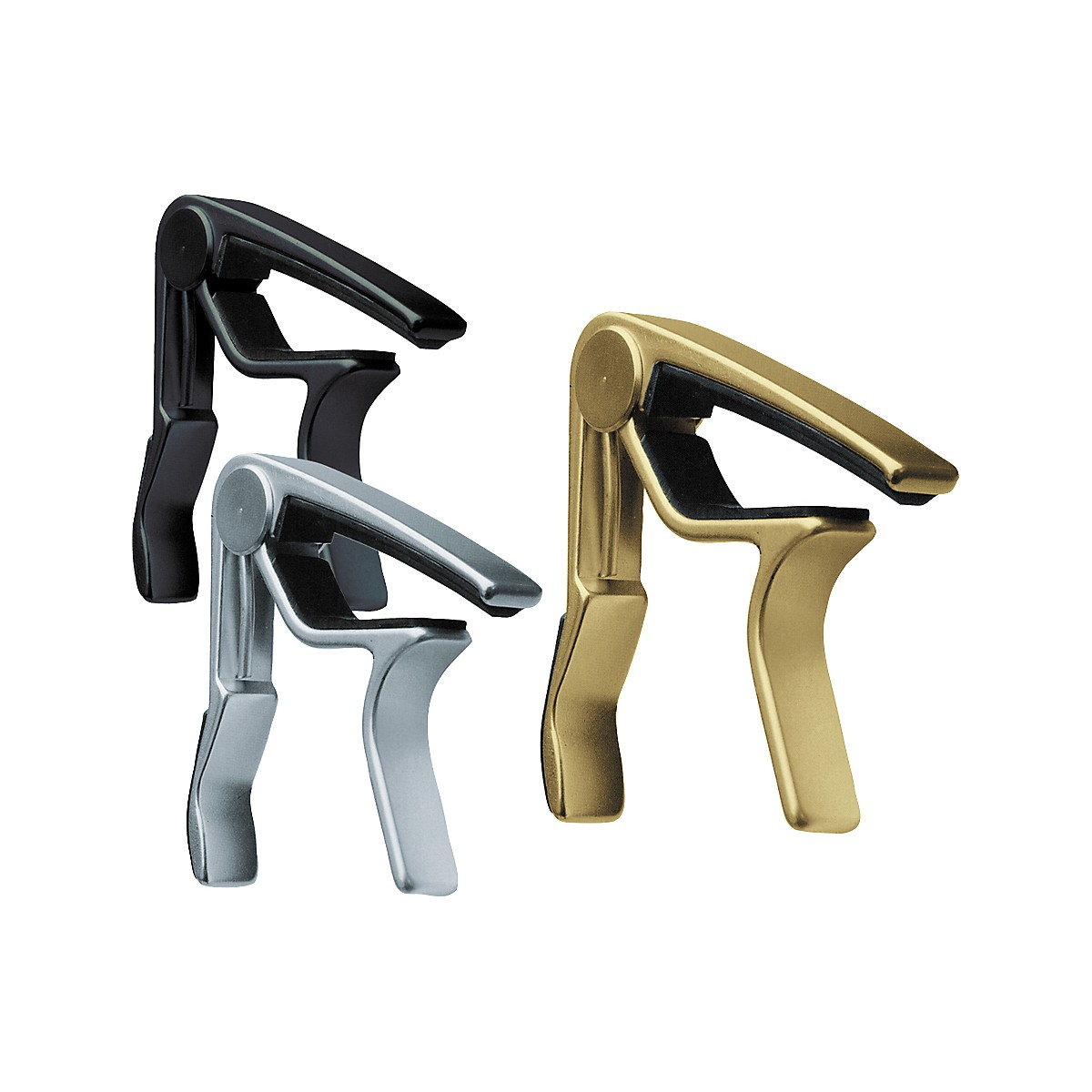 Dunlop Trigger Curved Guitar Capo