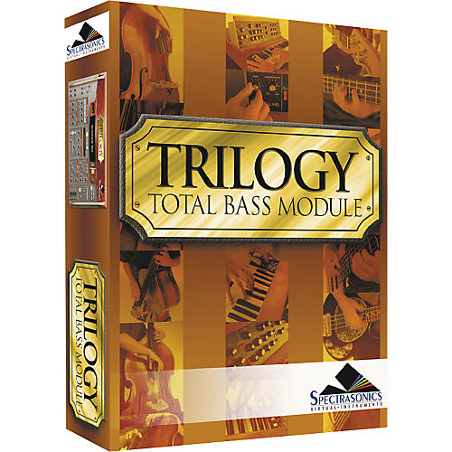 Spectrasonics Trilogy Total Bass Module Software