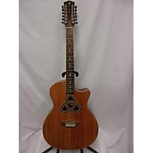 Luna Guitars Trinity 12 12 String Acoustic Electric Guitar