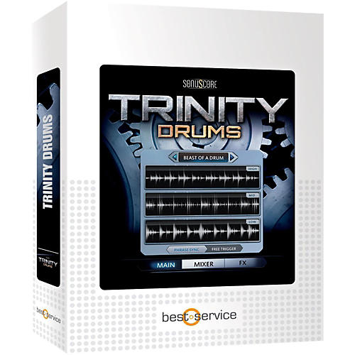 Best Service Trinity Drums