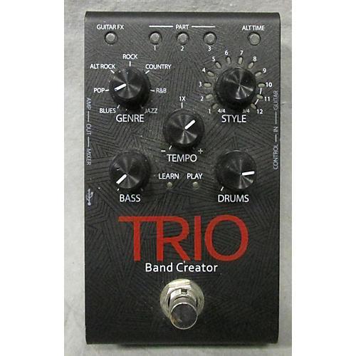 Digitech Trio Band Creator Pedal