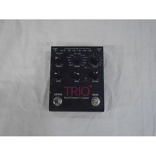 Digitech Trio Band Creator Plus Effect Processor